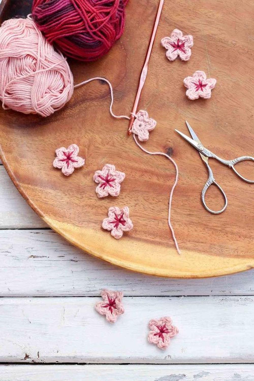 kvačkan Cesnjev cvet beautyfull blog ideje za ustvarjanje