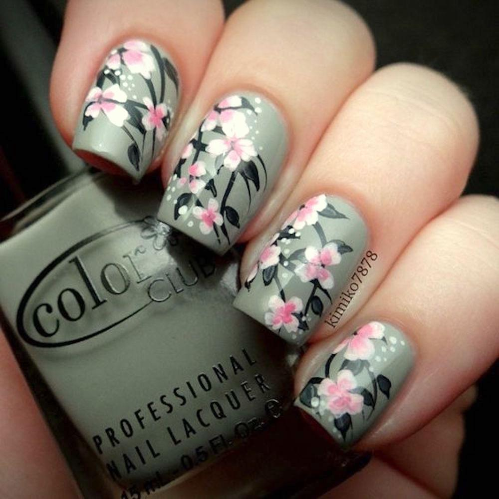 cesnjev cvet manikira
