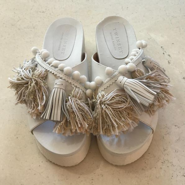 cevlji polad poletje sandali cofi twin set