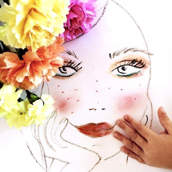 Beautyfullblog Pastelen Mareličen Makeup 10