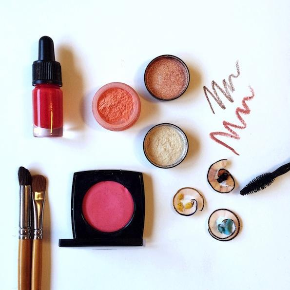 Beautyfullblog Pastelen Mareličen Makeup 3