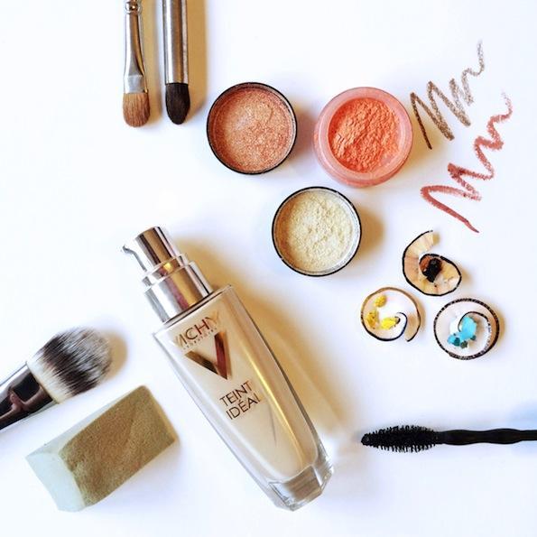 Beautyfullblog Pastelen Mareličen Makeup