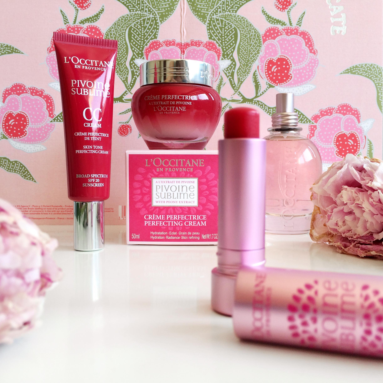 Beautyfullblog kolekcija-loccitane-potonika celotna linija