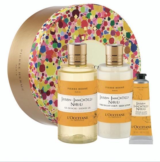 Beautyfullblog zavijanje daril LOccitane