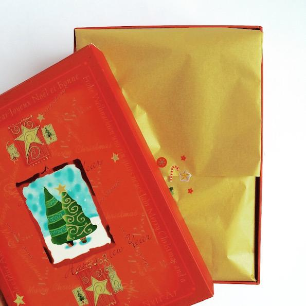 Beautyfullblog Secret Santa bozicno darilo