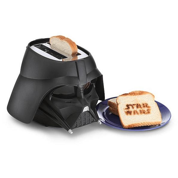 Beautyfullblog darila zanj Star Wars Toaster