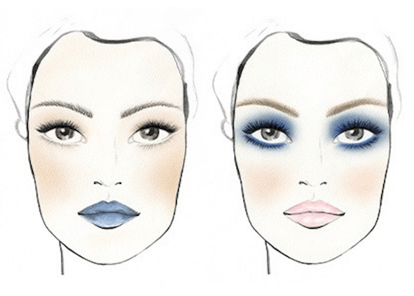 Beautyfullblog top-barva-leta-2016-rose-quartz-roznata-serenity-modra sephora makeup