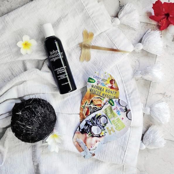 Beautyfullblog 7th heaven hair mask coconut