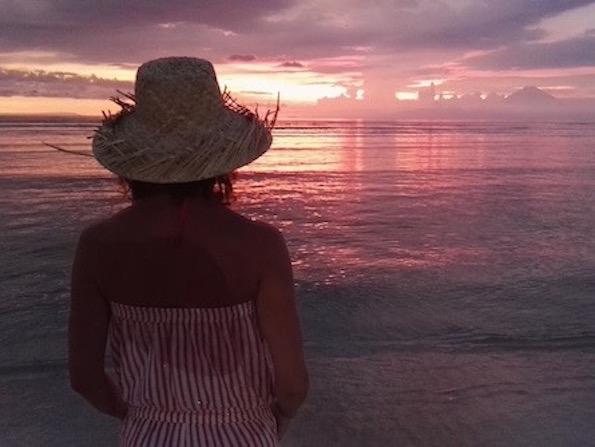 Beautyfullblog Gili Eco Villas Sunset