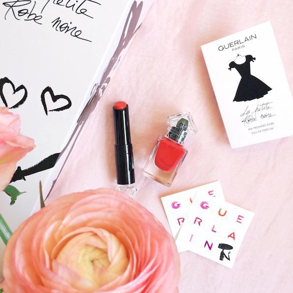 Beautyfullblog Guerlain pomladni makeup look 4