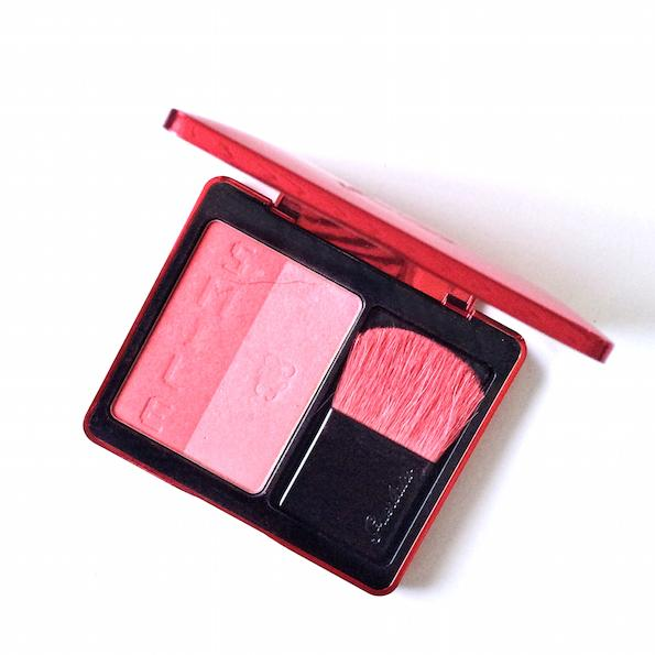 Beautyfullblog Guerlain pomladni makeup look Blush
