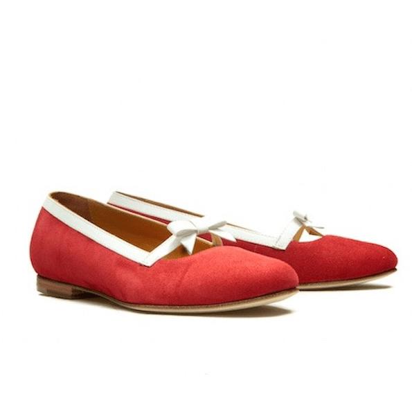 Beautyfullblog rdeci cevlji MIlenika Shoes Audrey