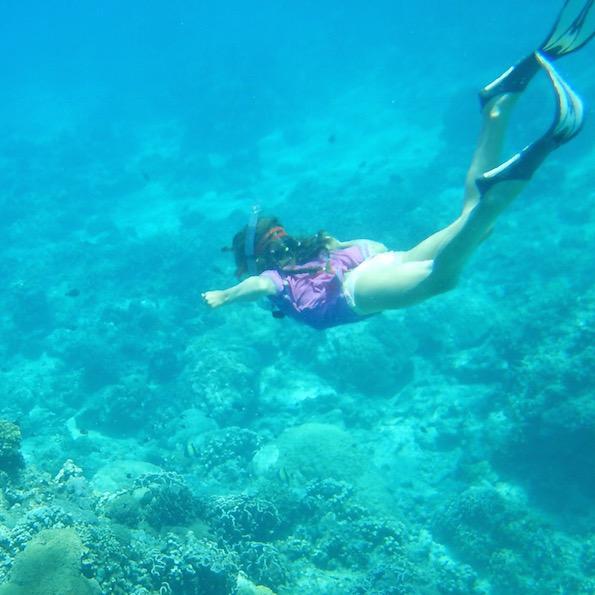 Potovanje z otroki indonezija gili diving kids 3
