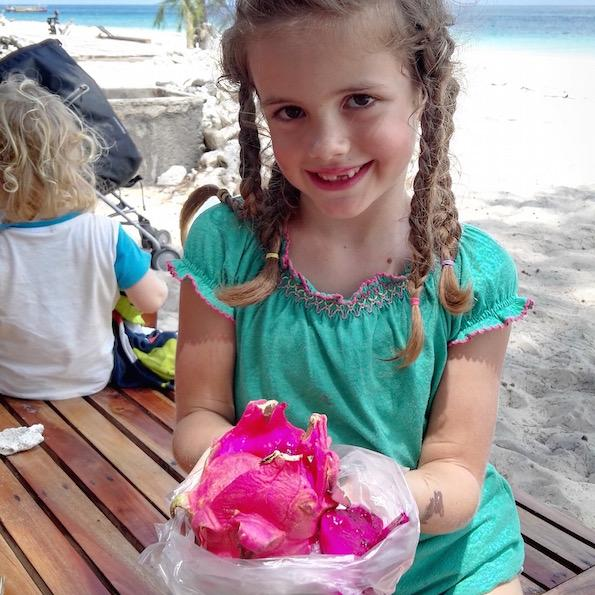 Beautyfullblog Kids Gili Dragon Fruit