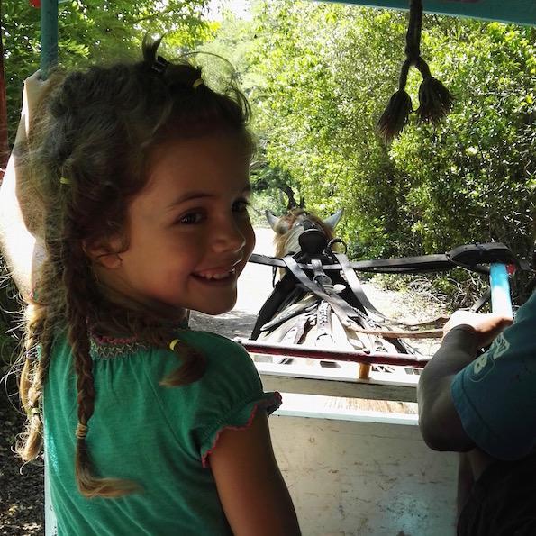 Beautyfullblog Gili Air Horse riding kids