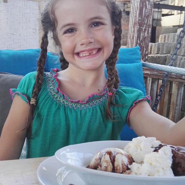 Beautyfullblog Gili happy kids Icecream