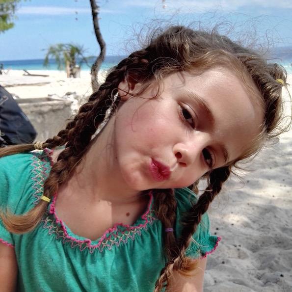 Beautyfullblog Gili Meno Kids Dragonfruit