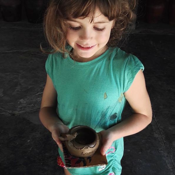 Beautyfullblog Lombok Potery Kids Arts