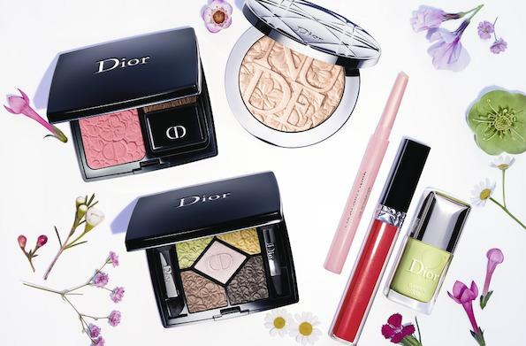 Dior spring makeup 2016 glowing gardens by Beautyfullblog 9