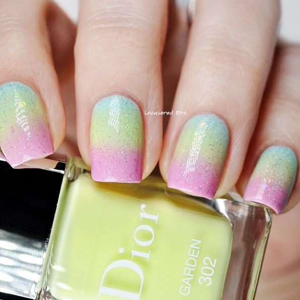 Dior spring manicure 2016 glowing gardens by Beautyfullblog 4