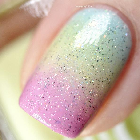 Dior spring manicure 2016 glowing gardens by Beautyfullblog 7