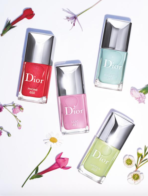 Dior spring manicure 2016 glowing gardens by Beautyfullblog 8