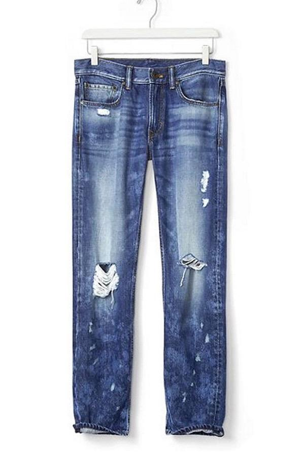 Jeans Banana-Republic-Medium-Wash-Boyfriend-Jean