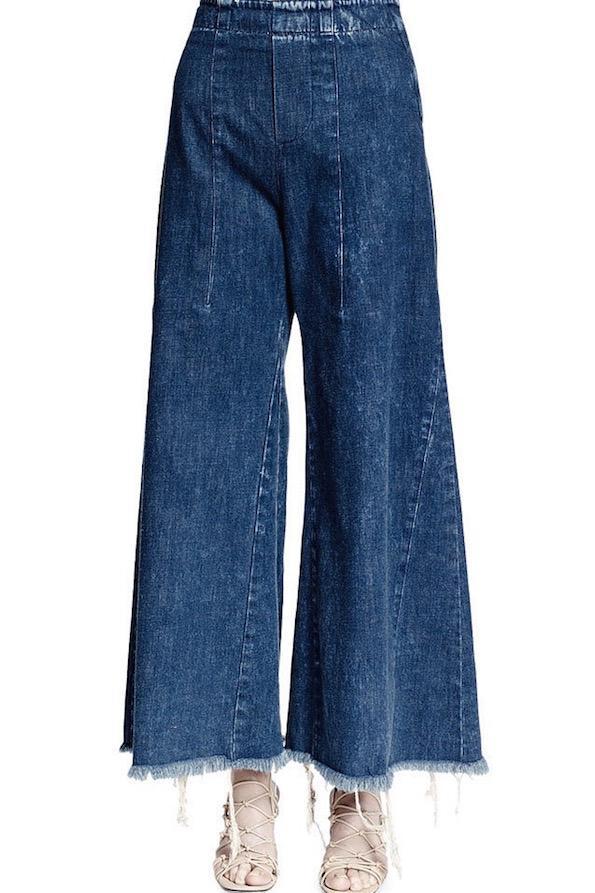 Jeans Chloe-Wide-Leg-Raw-Hem-Cropped-Jeans-750