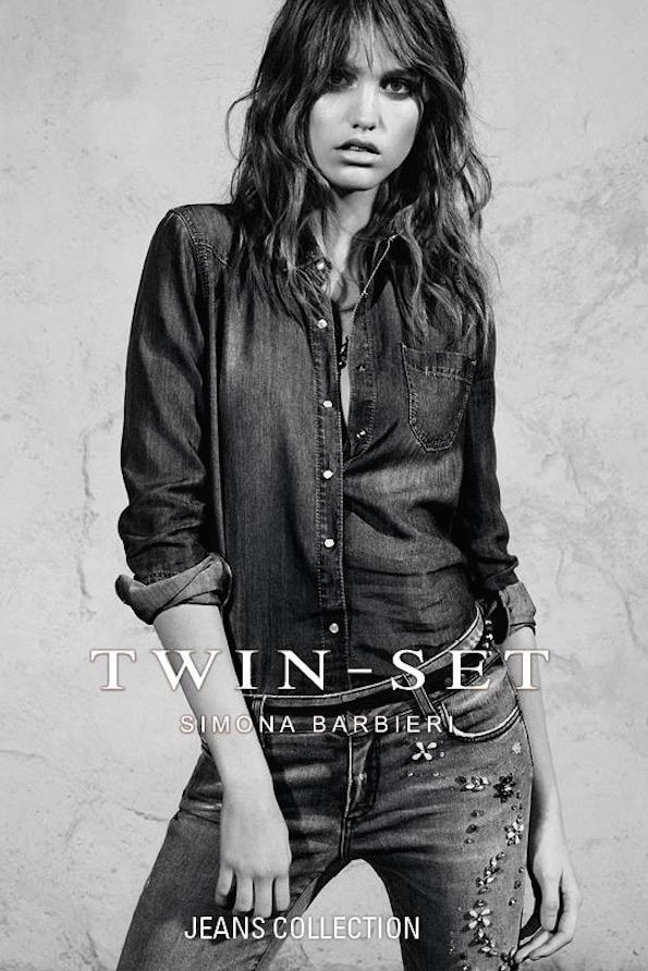 Jeans Twin-Set ss 2016