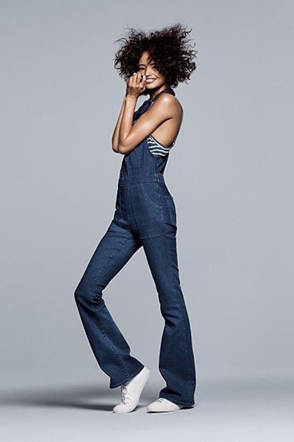 Jeans gap ss 2016 jumpsuit