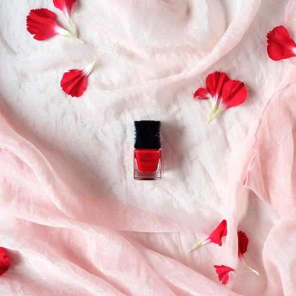 Alessandro Nail polish cesnjevo rdeca beautyfullblog