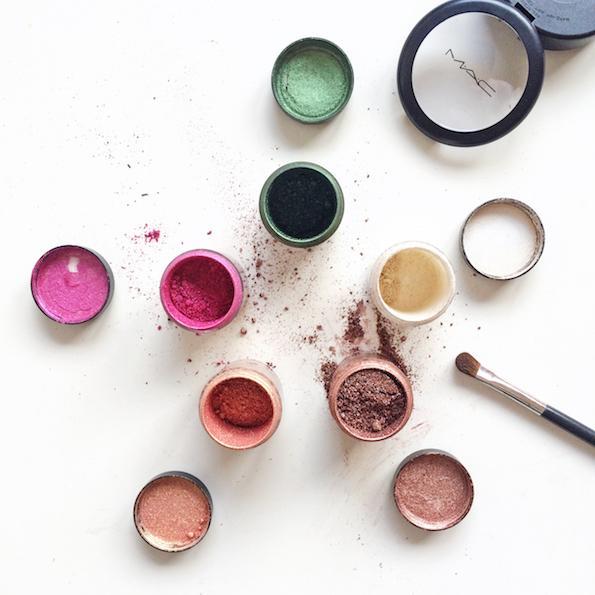 MAC Pigments najboljsi mac izdelki Beautyfullblog.