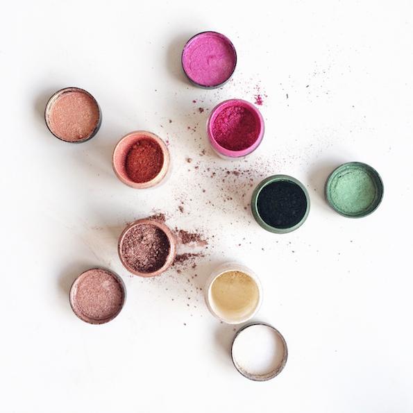 najboljsi Mac Pigments izdelki Beautyfullblog