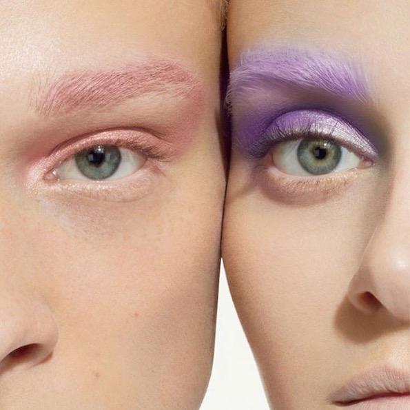 pastelna barva obrvi beautyfullblog 3
