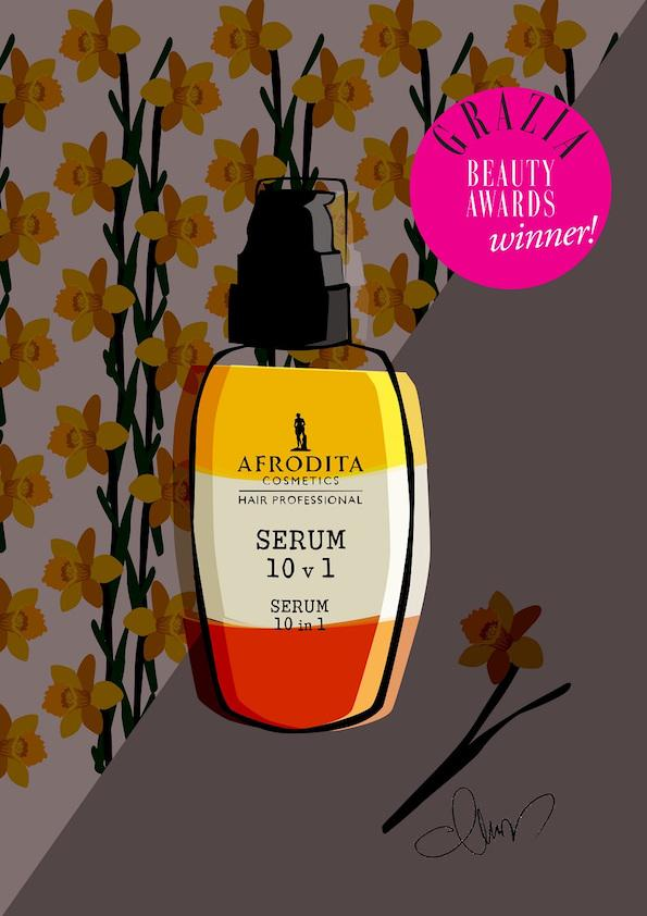 AFRODITA Grazia Awards Beautyfullblog