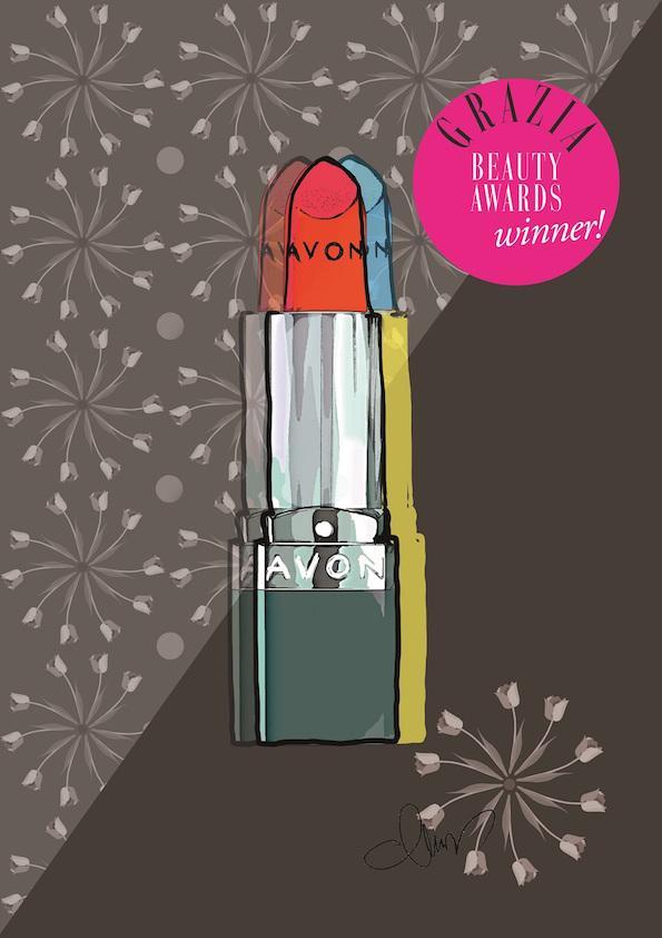 Avon Grazia Awards Beautyfullblog