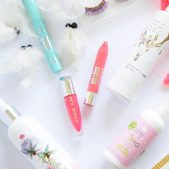 Essenece Summer Fun Lipstick pen Oriflame The One Lipgloss