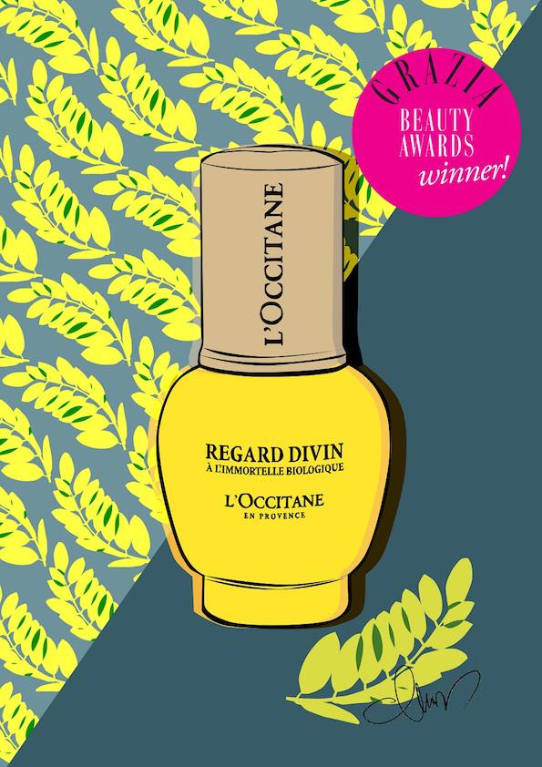 LOCCITANE_ Grazia Awards Beautyfullblog