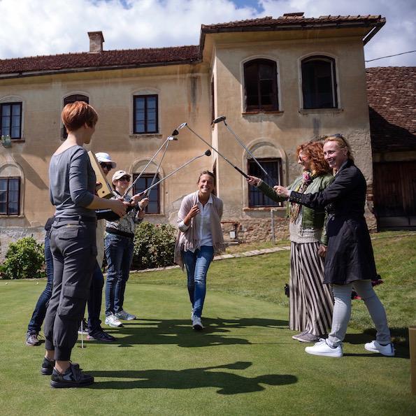 Zlati gric golf 9 Beautyfullblog