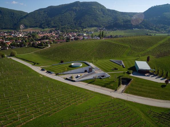 Zlati gric vinska klet panorama Beautyfullblog