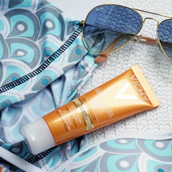 beauty bloggers sun protection vichy ideal soleil beautyfullblog