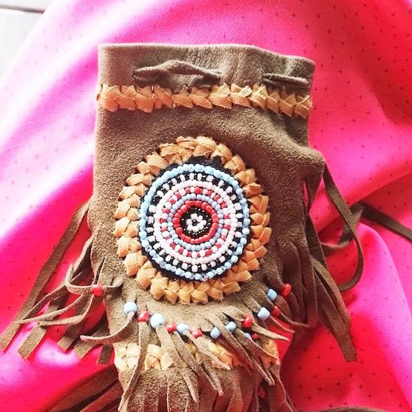 Indian purse by Beautyfullblog