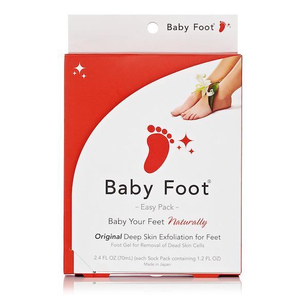 Pedikura doma piling za noge baby foot