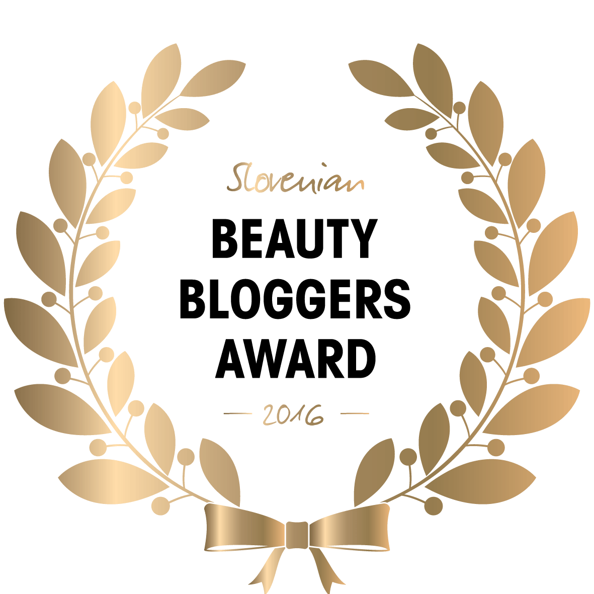 beauty bloggers awards 2016 nagrade slovenskih lepotnih blogerk nika veger