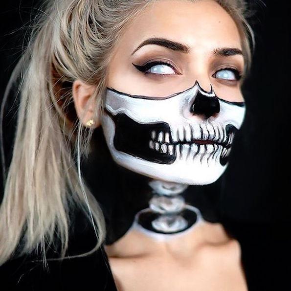 noc-carovnic-makeup-vampirji-okostnjak 10