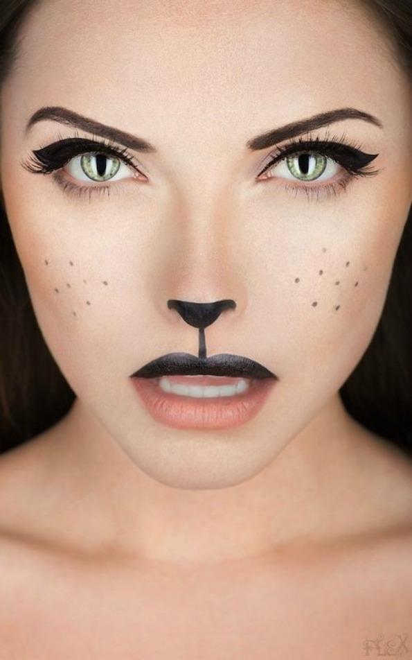 noc-carovnic-makeup-vampirji-mačka 3