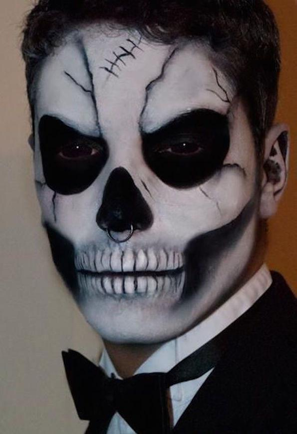 okostnjak-noc-carovnic-makeup-vampir 31