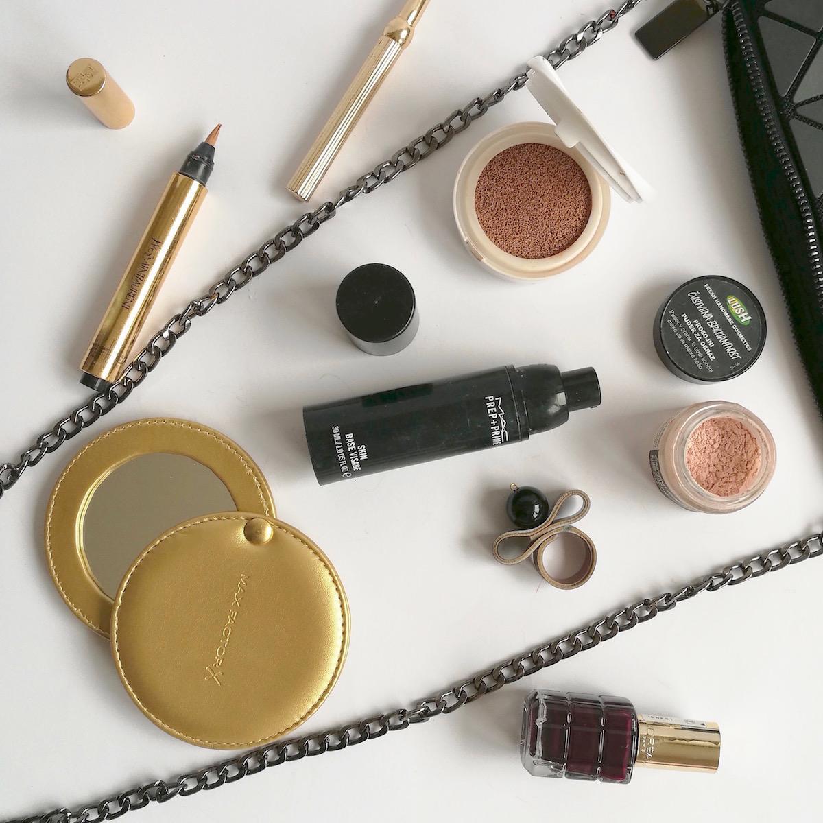 NIka Veger licenje makeup MAC Lush Custvena brilijantnost