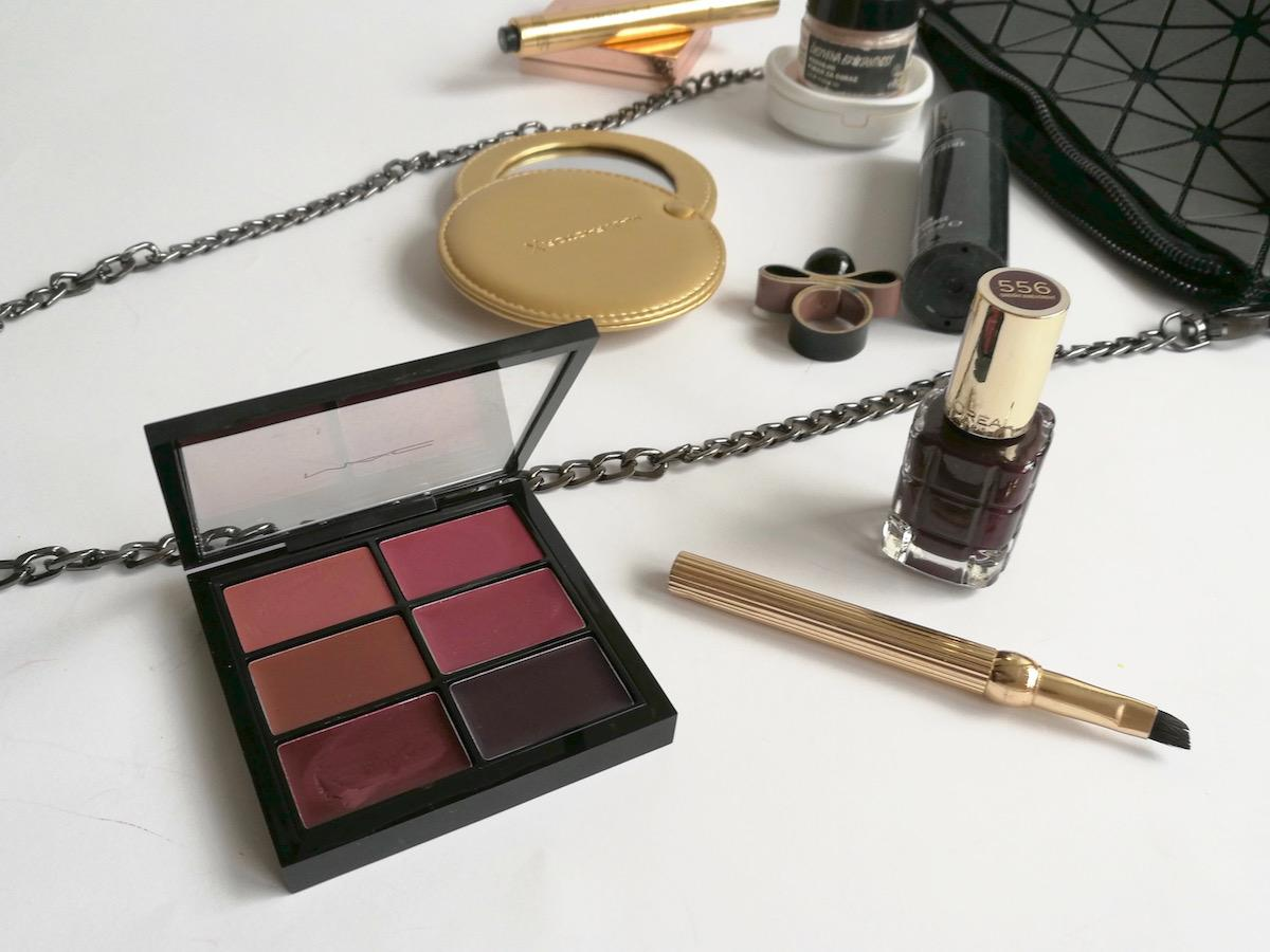 Beautyfullblog licenje makeup mac loreal