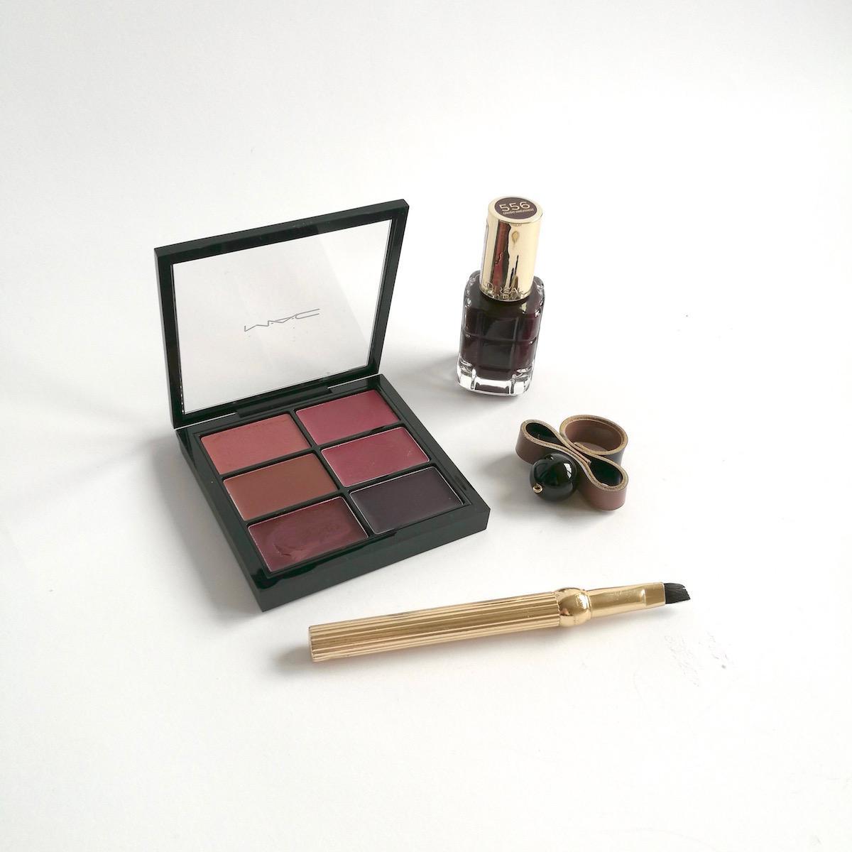 Beautyfullblog makeup licenje Loreal mac